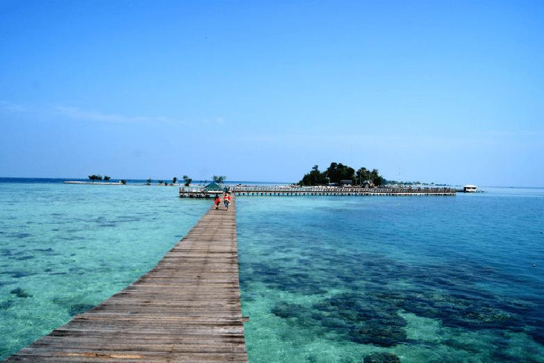 Pulau Seribu Pulau Tropis Yang Romantis