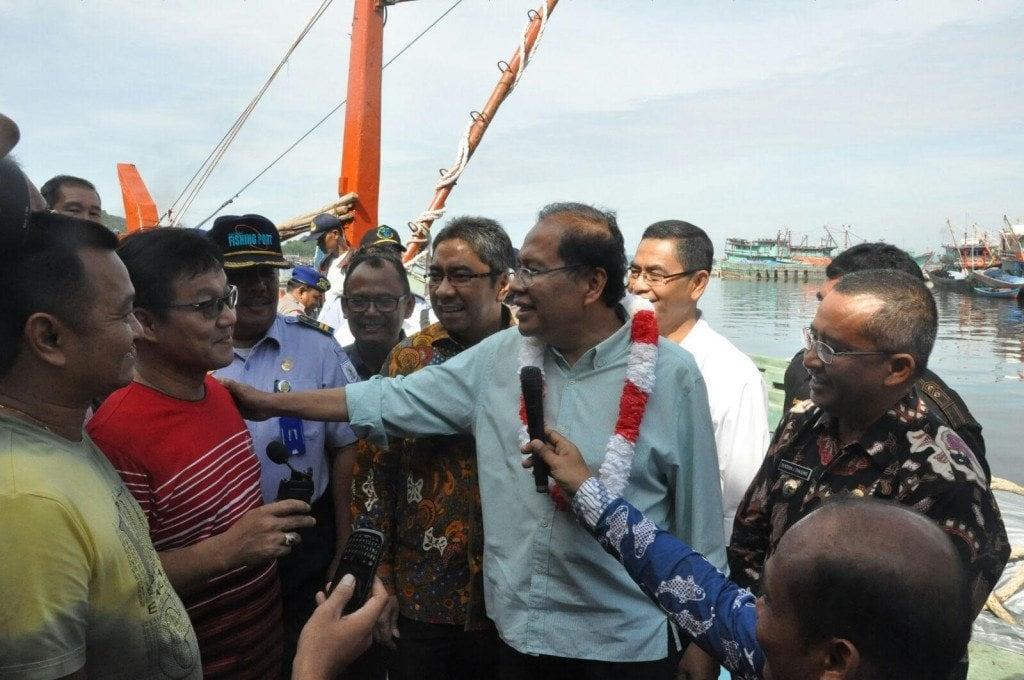 Rizal Ramli Melakukan Kunjungan Kerja Ke Kota Tapanuli Tengah