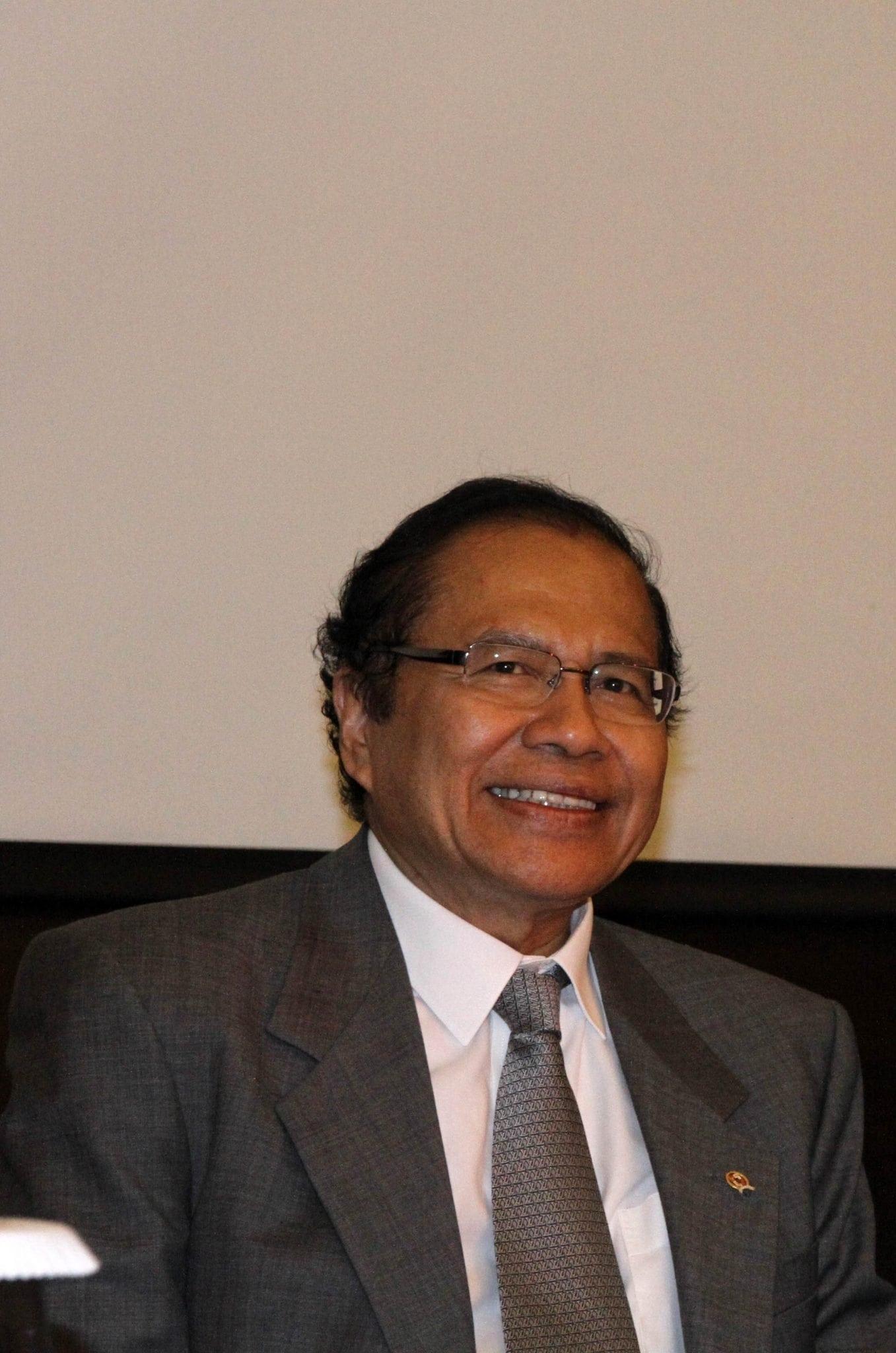 Menko Rizal Instruksikan Pembangunan STP Mandalika Dikebut
