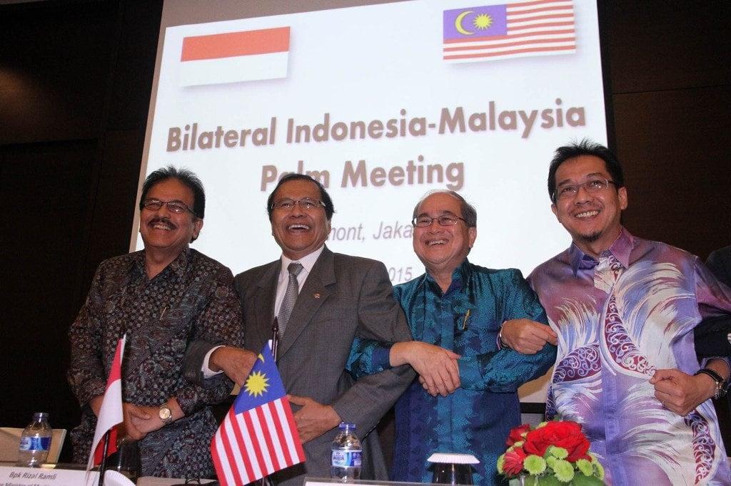 Pertemuan Bilateral dengan Malaysia Bahas Kelapa Sawit