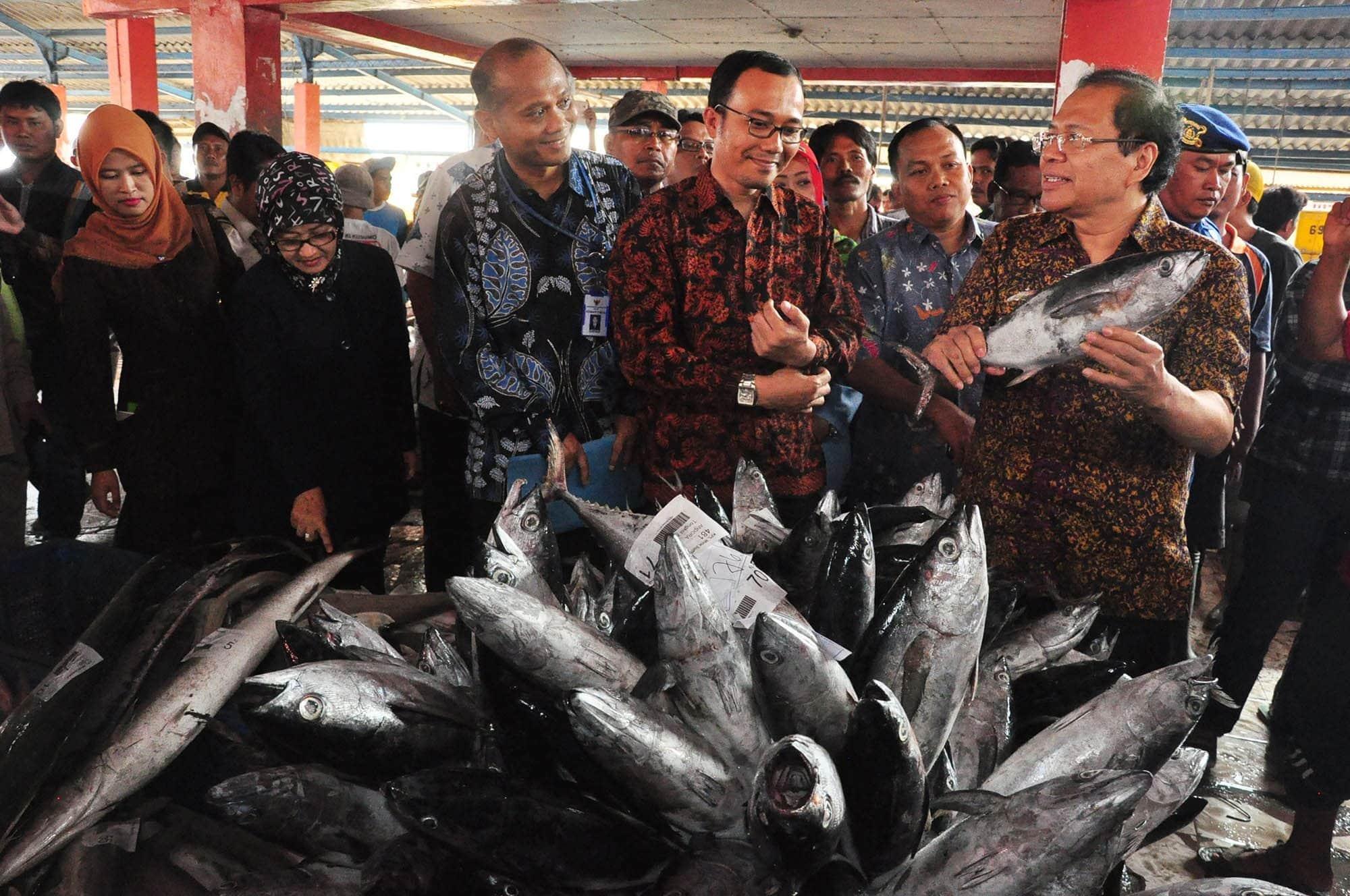 Komitmen Menko Rizal Tingkatkan Kesejahteraan Nelayan