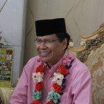 Menteri Koordinator Rizal Ramli di Gorontalo, Sabtu (30/1/2016). Maritim/YSN