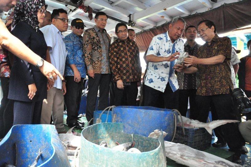 Via Koperasi, Menko Bakal Bantu Nelayan Gorontalo