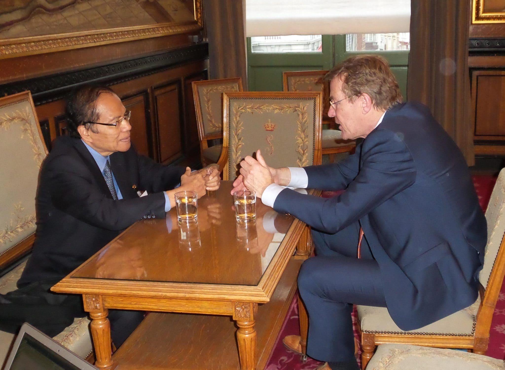 Menko Rizal Minta Uni Eropa Galakkan Investasi di Indonesia