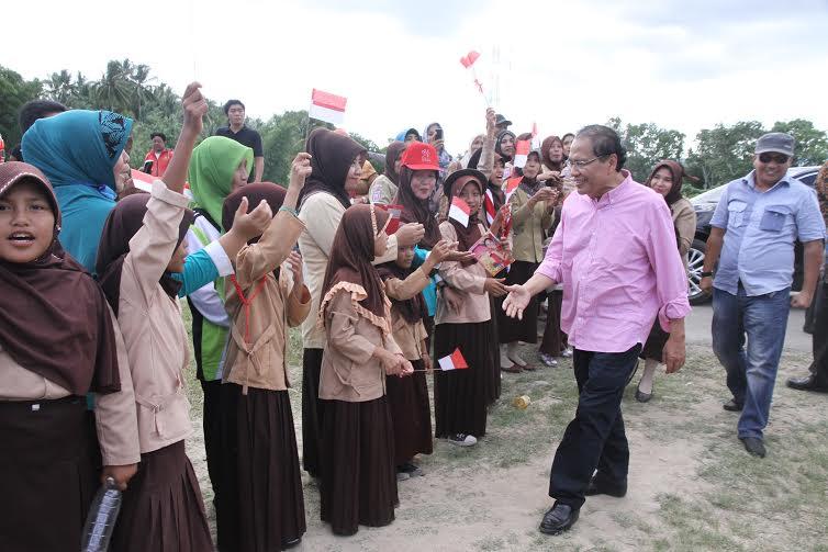 Menko Rizal Tawarkan Konsep Pembangunan Baru di Indonesia