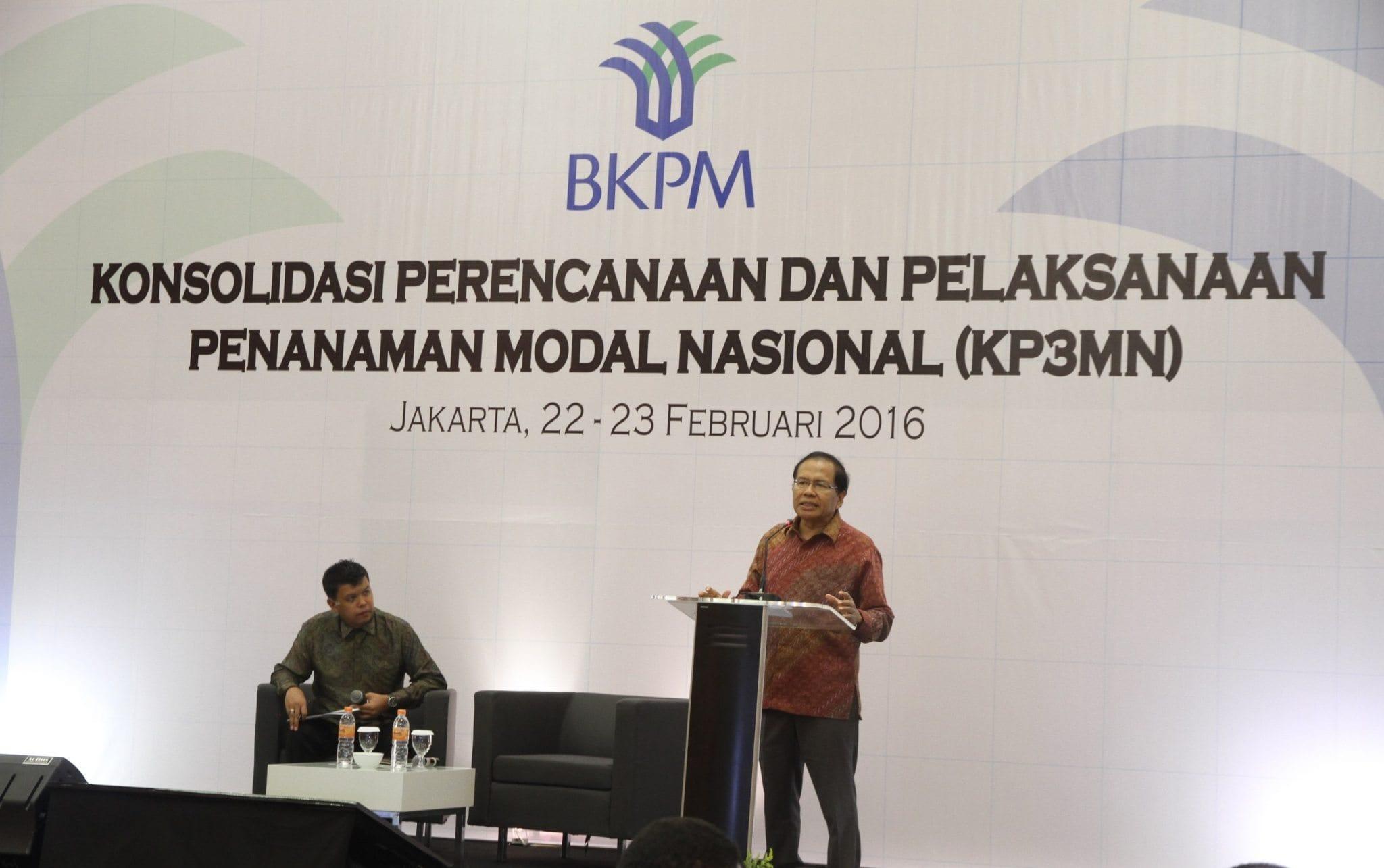RR Apresiasi BKPM Soal Kemudahan Investasi di Kawasan Industri