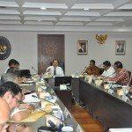7.Menko Maritim dan Sumber Daya Rizal Ramli dan Mentri Pariwisata Arief Yahya pimpin rakor membahas bebas visa kunjungan wisata ke Indonesia