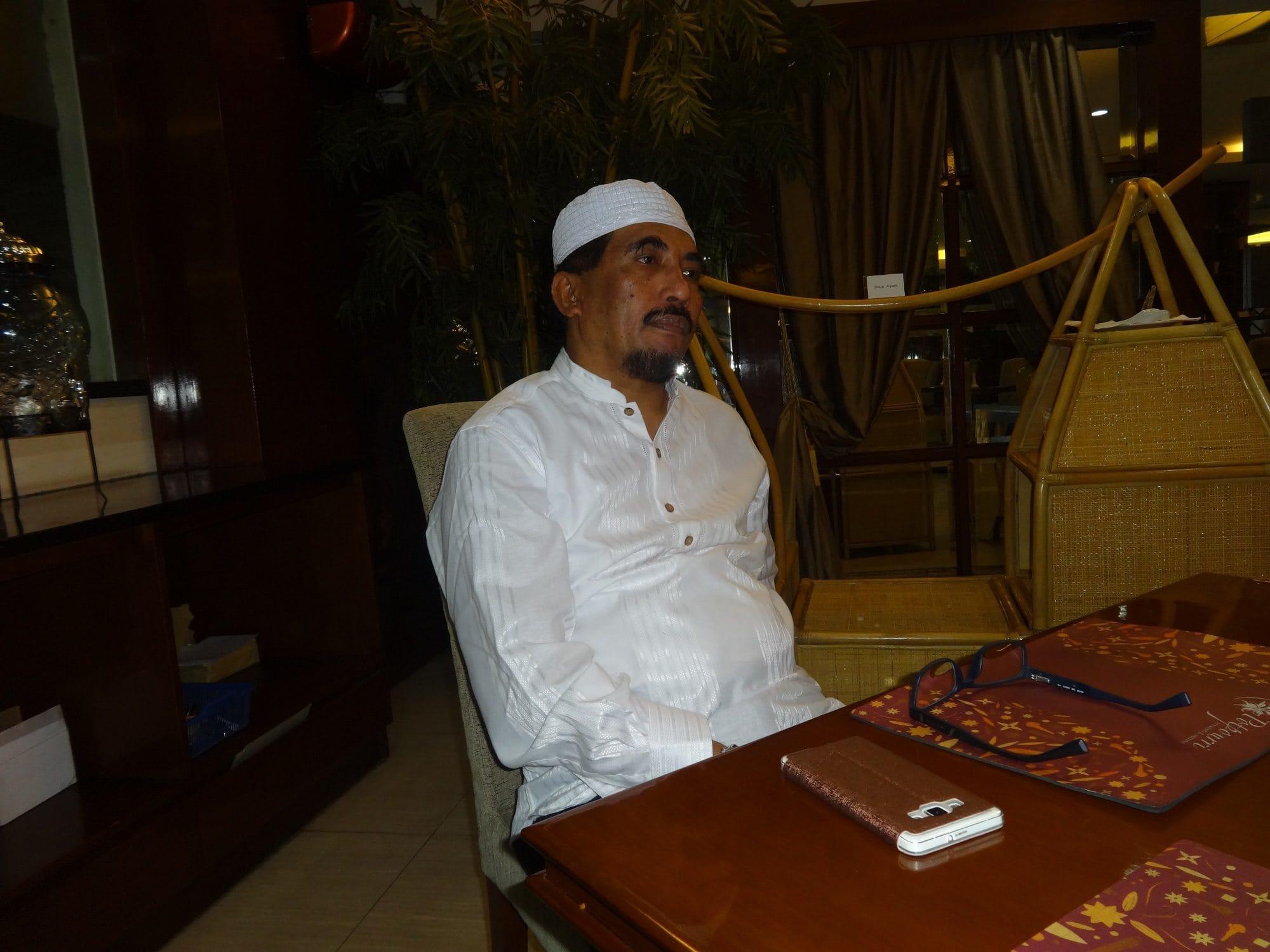 Sultan Tidore Mengundang Rizal Ramli ke Tidore, Maluku Utara