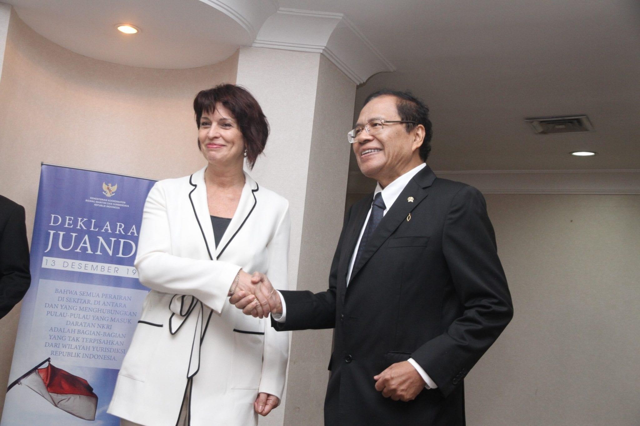 Kerjasama Indonesia-Swiss di Bidang Energi dan Transportasi