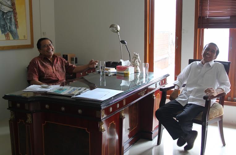 Menko Rizal: Presiden Jokowi Jalankan Amanah Konstitusi Sebenar-benarnya