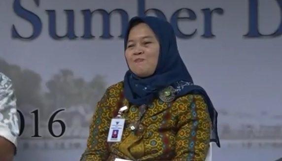 Nani Hendiarti: Indonesia Sedang Mendorong Pembangunan Infrastruktur Kemaritiman