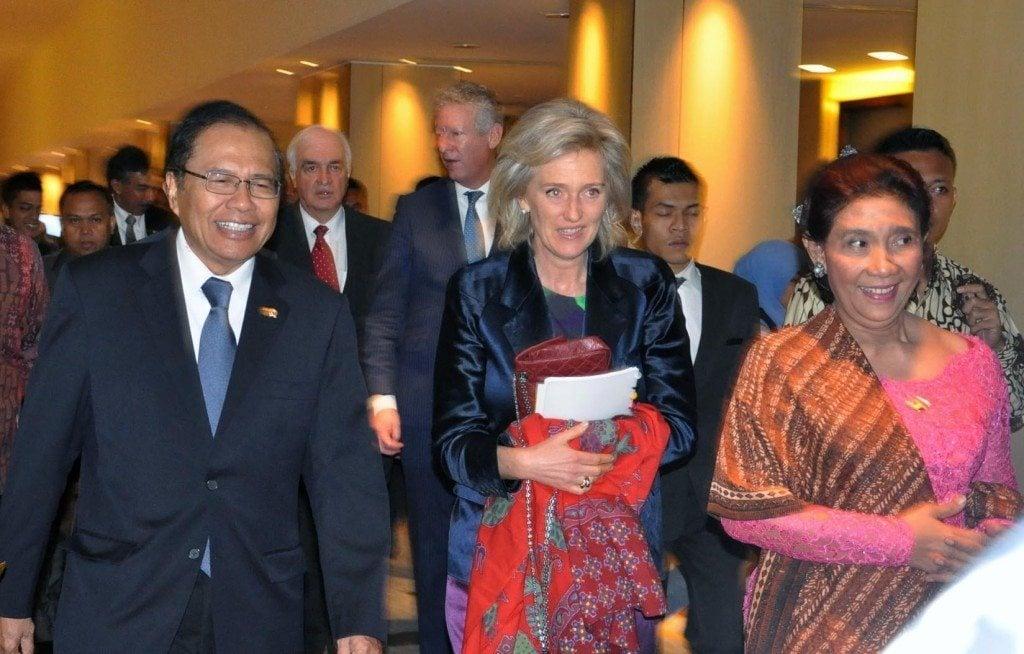 Seminar Belgium-Indonesia Maritime Summit