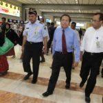 Menko Rizal Sidak ke Bandara Soetta