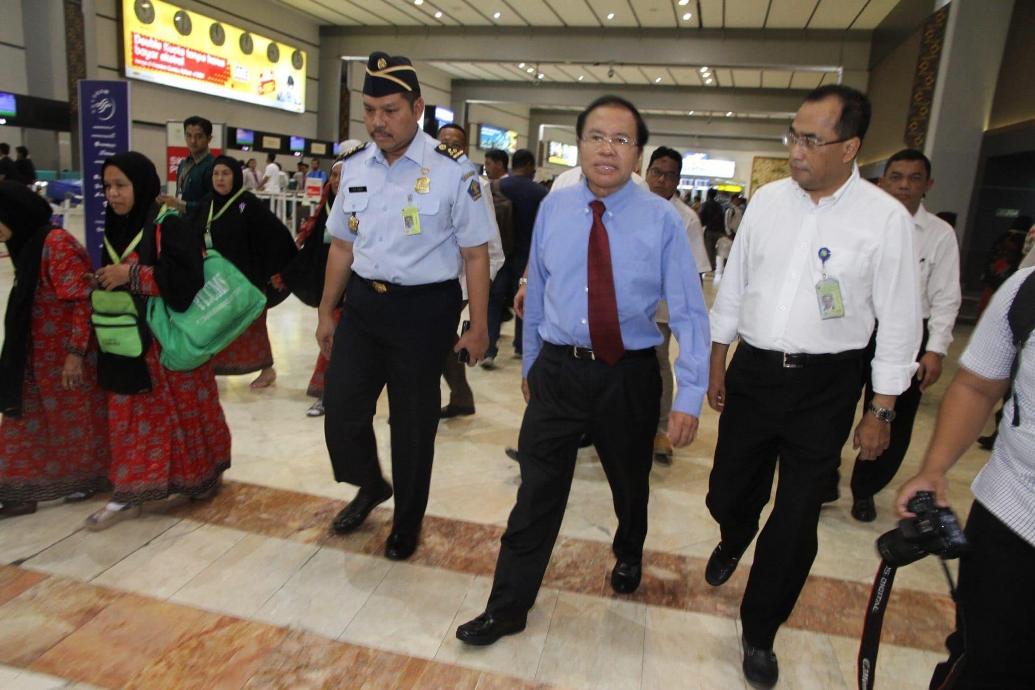 Sidak Menko Rizal Masih Temukan Wisatawan Dikenakan Biaya Visa