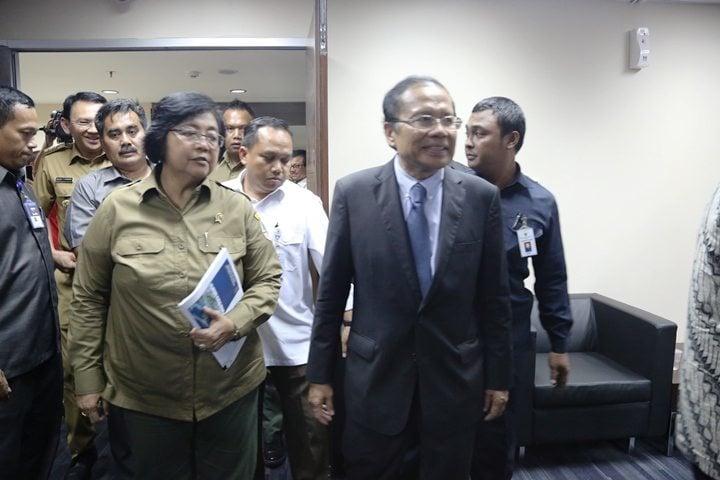 Rizal Ramli Pastikan Moratorium Proyek Reklamasi