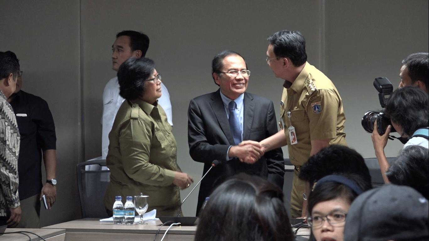 Rizal Ramli Pimpin Rapat Koordinasi Soal Reklamasi Jakarta