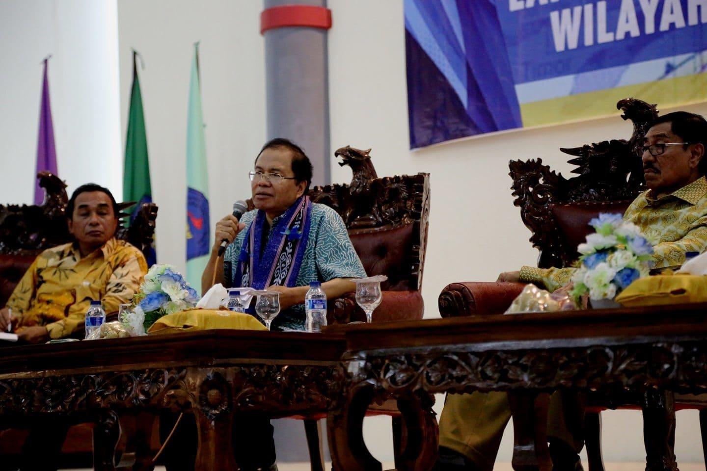 Rizal Ramli Motivasi Anak Muda Ambon