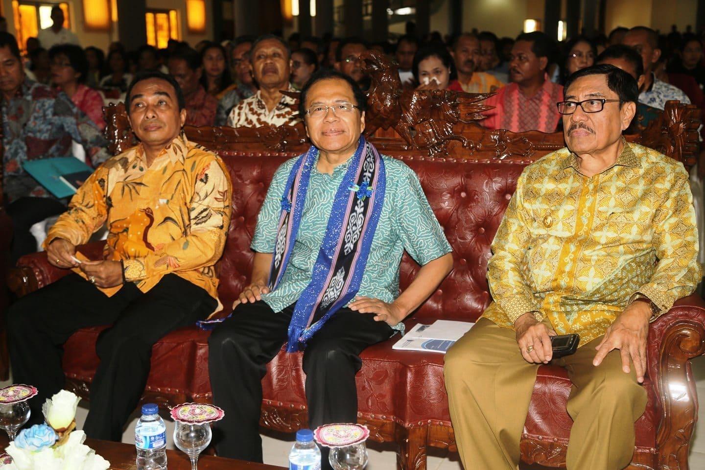 Rizal Ramli Berikan Kuliah Umum di Kampus Universitas Pattimura, Ambon