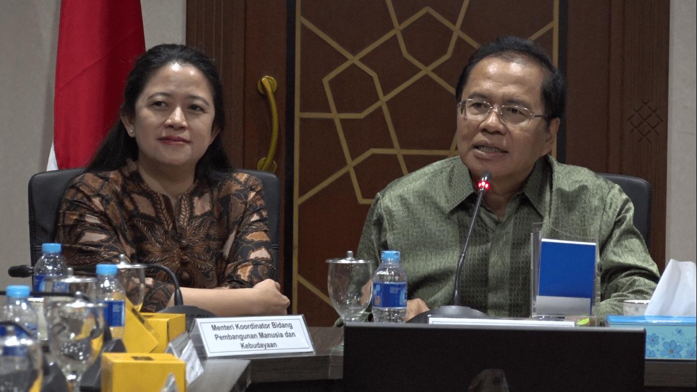 Rapat Koordinasi Peningkatan Kualitas Tenaga Kerja Indonesia