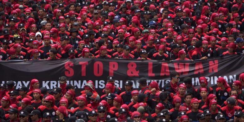 Pemerintah Komit Tingkatkan Kesejahteraan Buruh