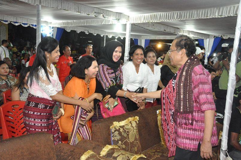 Menko Rizal: Dukung Pariwisata, Daerah Harus Galakkan Even