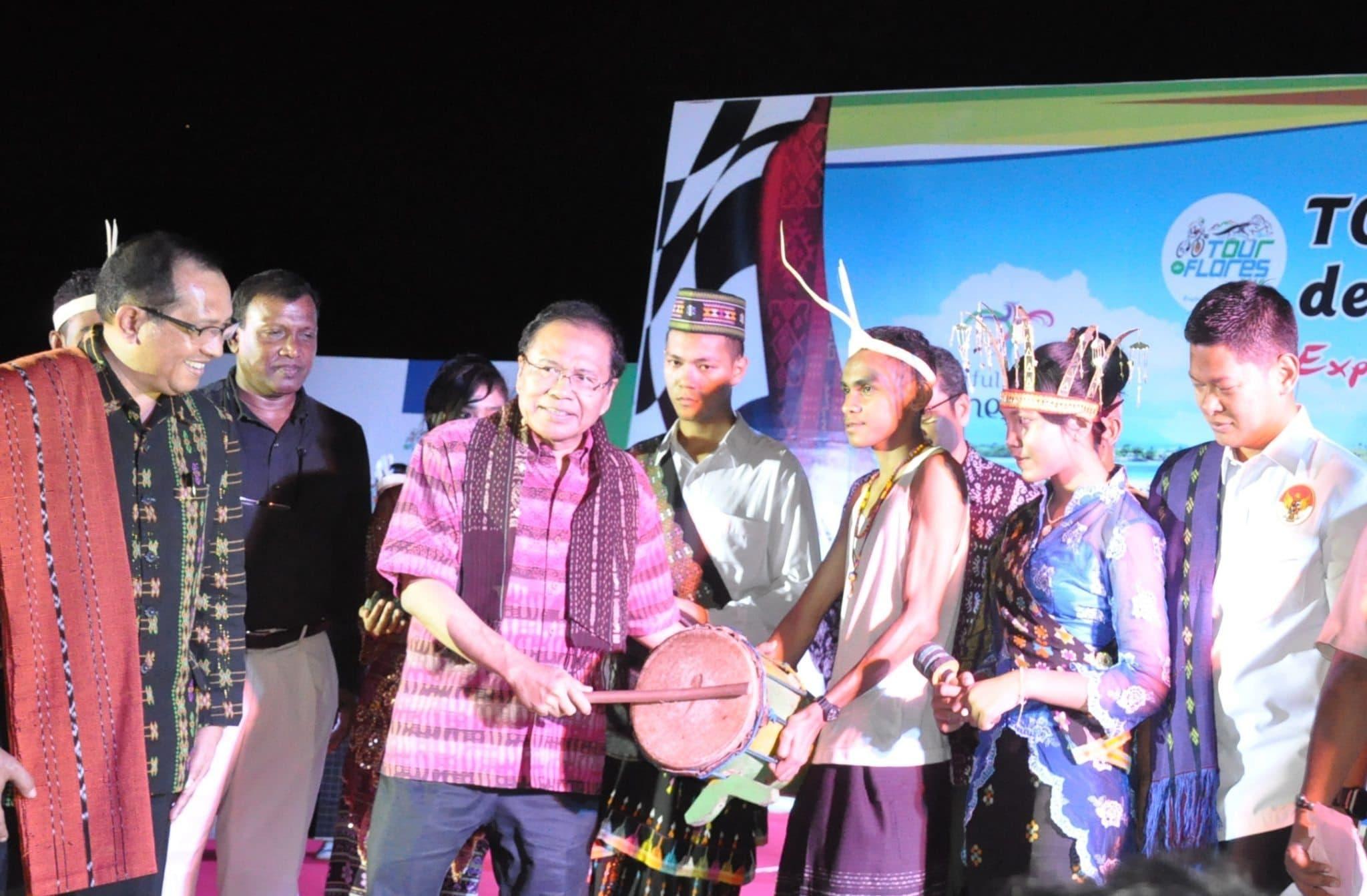 Rizal Ramli Angkat Pariwisata Flores ke Pentas Dunia