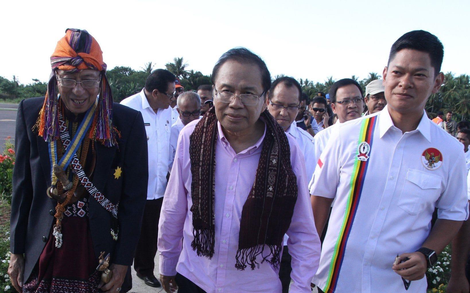 Menko Rizal: Sail Karimata Harus Memberikan Warna Baru Pariwisata
