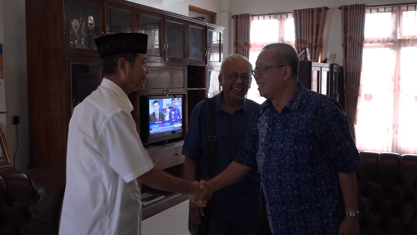 Tim Kemenko Maritim dan Sumber Daya Menemui Bupati Manggarai Barat, NTT