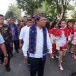 Menko Rizal Hadiri Pentas Seni SMAK Layola Labuan Bajo