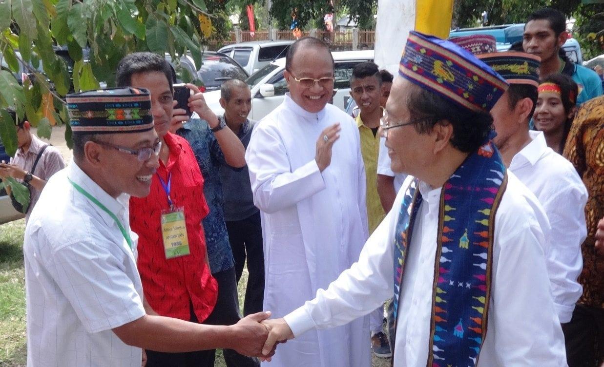 Rizal Ramli Hadiri Pentas Seni SMAK Loyola Labuan Bajo