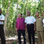 Menko Rizal Mengunjungi Hutan Rakyat di Labuan Bajo
