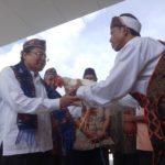 Menko Rizal Ramli Disambut Secara Adat Labuan Bajo7