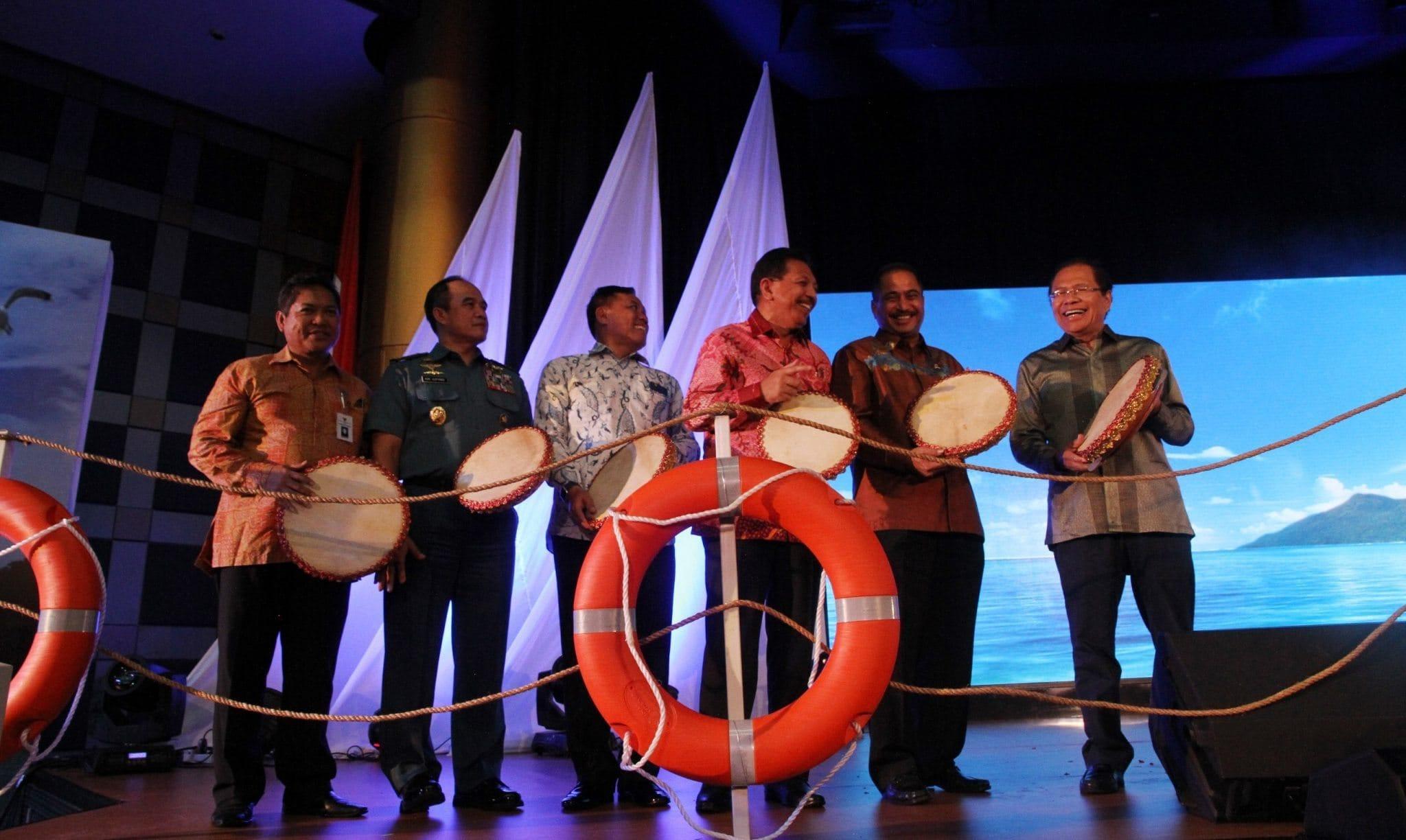 Pembukaan Sail Selat Karimata 2016