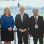 Rizal Ramli menghadiri World Ocean Conference di Lisboa