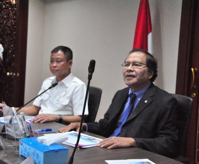 Penanganan Masalah Reklamasi Jakarta Jadi Standar Nasional