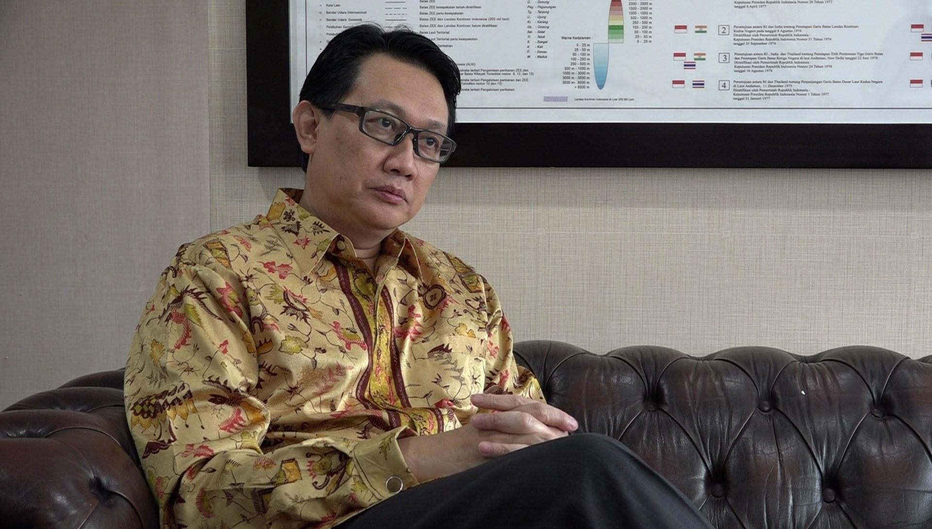 Bincang Deputi: Konflik Laut China Selatan