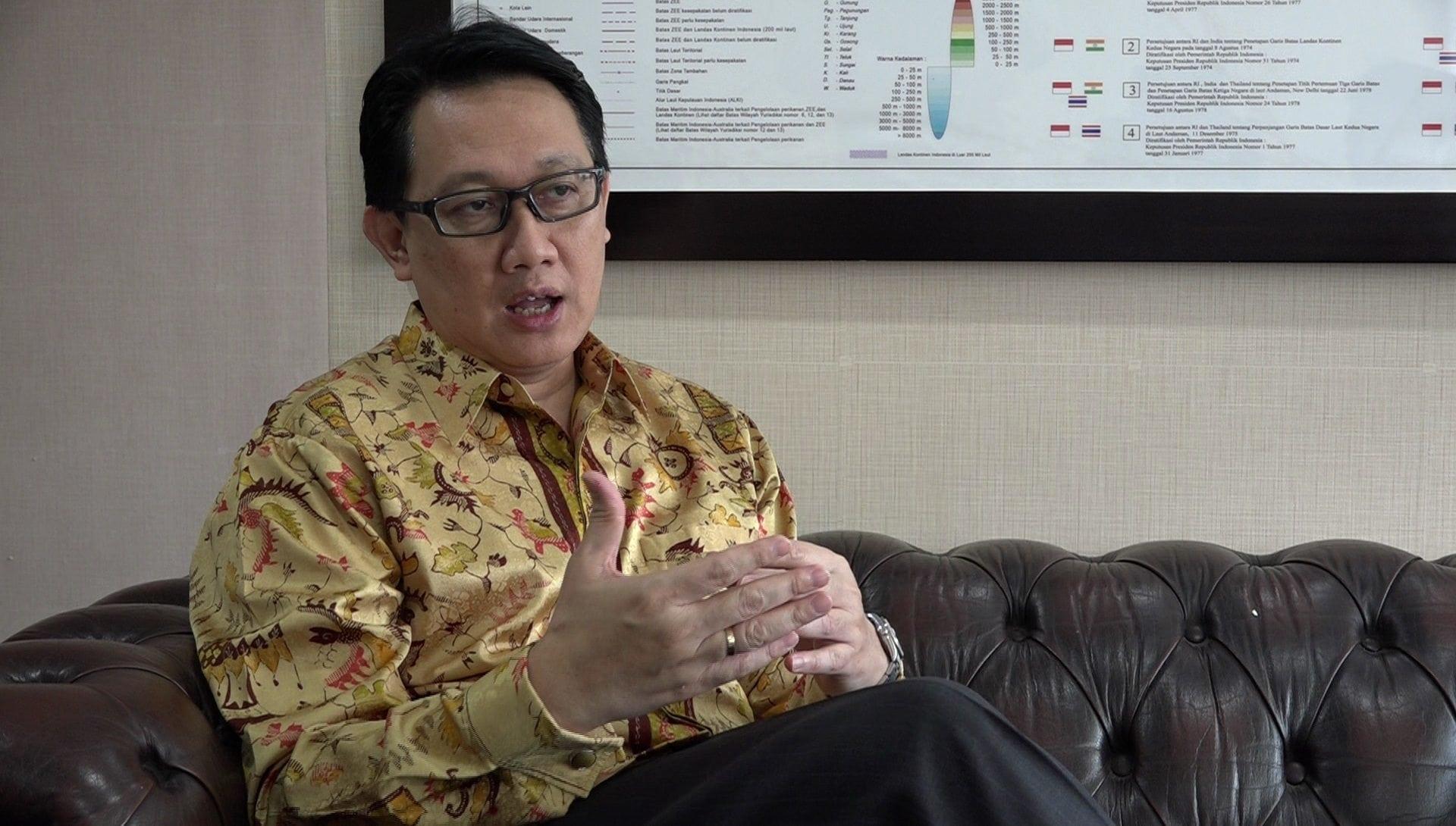 Indonesia Berkepentingan Menjaga Perdamaian Laut China Selatan
