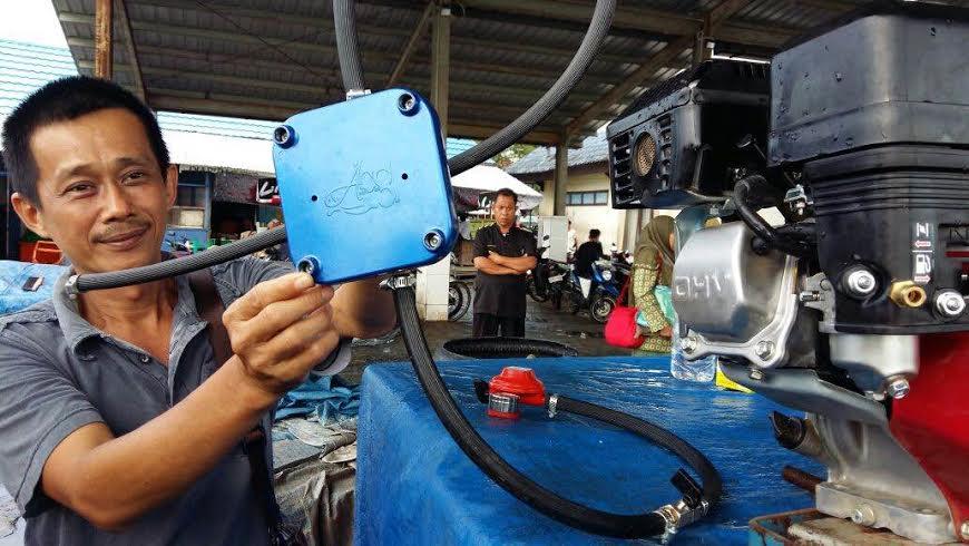 Pemerintah Jamin Ketersediaan Gas untuk Nelayan