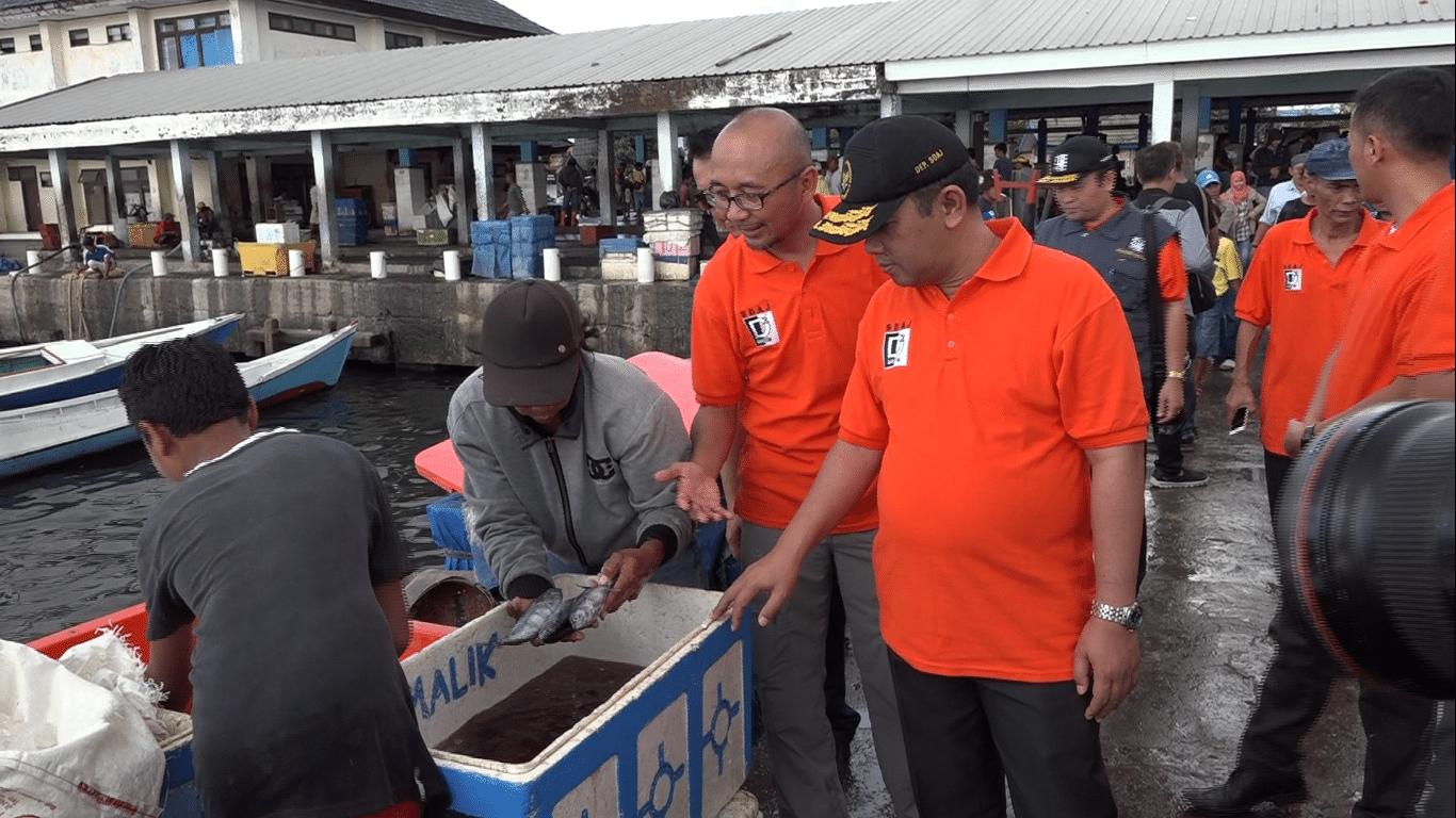 Rakor Pemenuhan Energi Cold Storage dan Simulasi Konverter Kit di Makassar