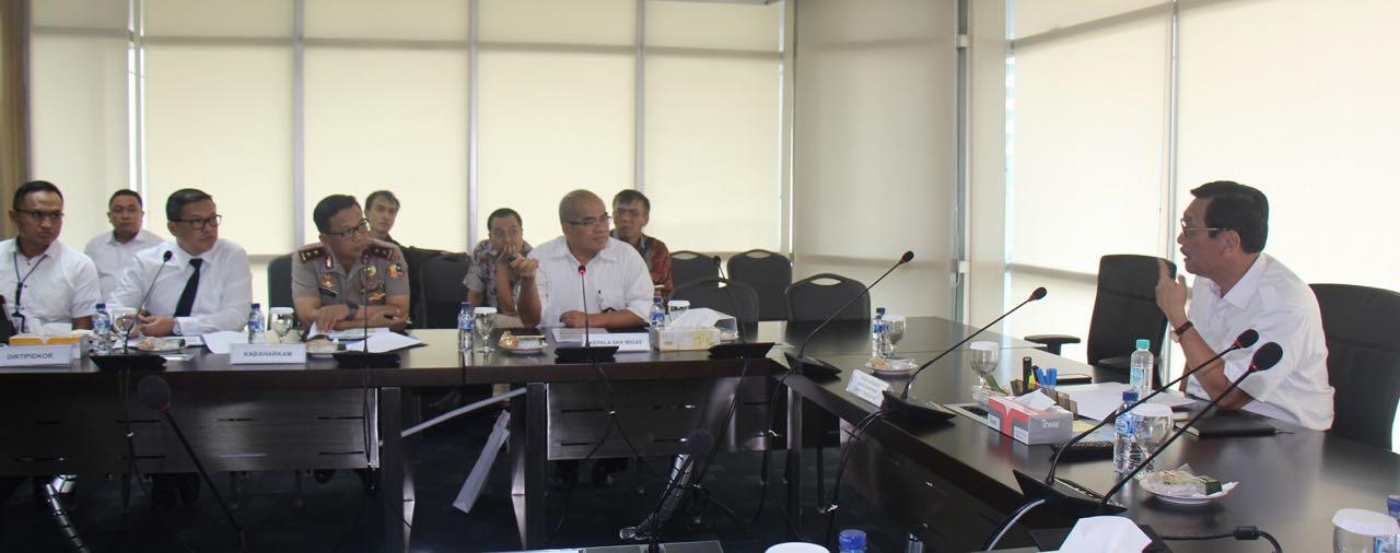 Menko Luhut pimpin rapat Kasus Tuban TPPI