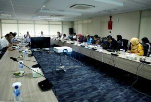 2. Menteri Koordinator Bidang Kemaritiman, Luhut B. Pandjaitan pimpin Rapat Koordinasi (Rakor) Tindak Lanjut Pembentukan BOP dan persiapan kunjungan Presiden ke Danau Toba, di Kantor Kemenko Maritim Jakarta (18/8). Rakor dihadiri juga oleh Menteri Pariwisata, Arief Yahya, perwakilan KLHK, perwakilan KKP, perwakilan Kemenhub, dan perwakilan Kemenpan.