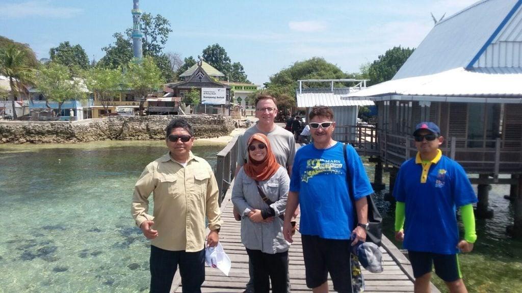 Kemenko Maritim Siapkan Coral Untuk Taman Nasional Terumbu Karang di Kepulauan Seribu