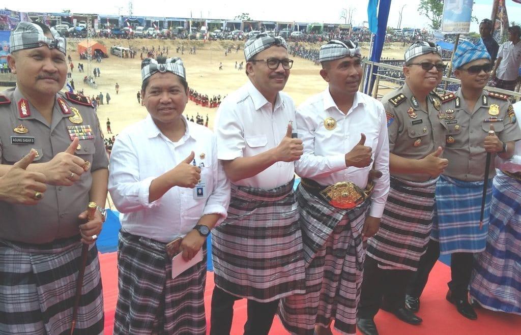 Demi Meningkatkan Pariwisata Buton, Pemerintah Pusat Dorong Festival Budaya Tua Buton Naik Kelas