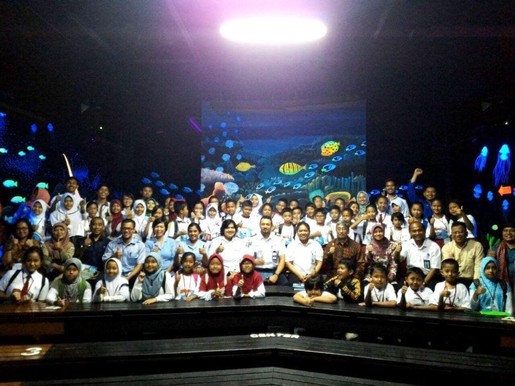 Kemenko Maritim Kenalkan Wawasan Maritim Untuk Anak Indonesia