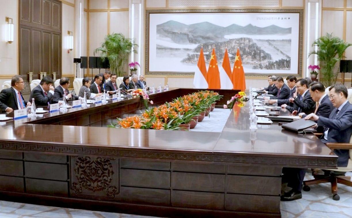 Kunker Menko Luhut dampingi Presiden RI ke RRT,Hangzhou