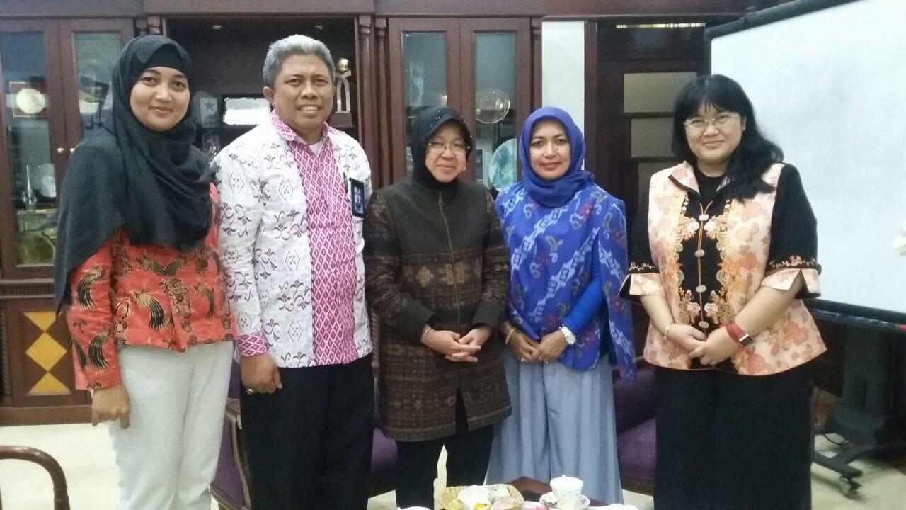 Kemenko Maritim Gandeng Walikota Surabaya Tularkan Strategi Penanganan Sampah