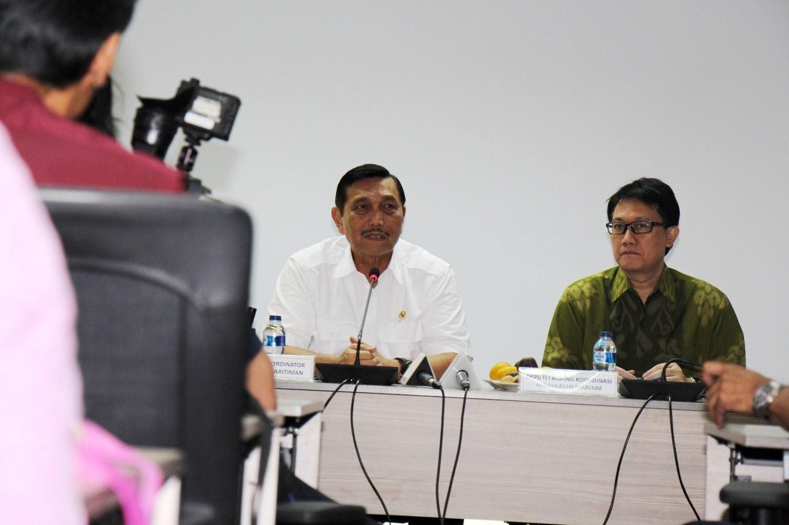 Menko Maritim: Proyek kereta Jakarta Surabaya diharapkan tidak membebani APBN