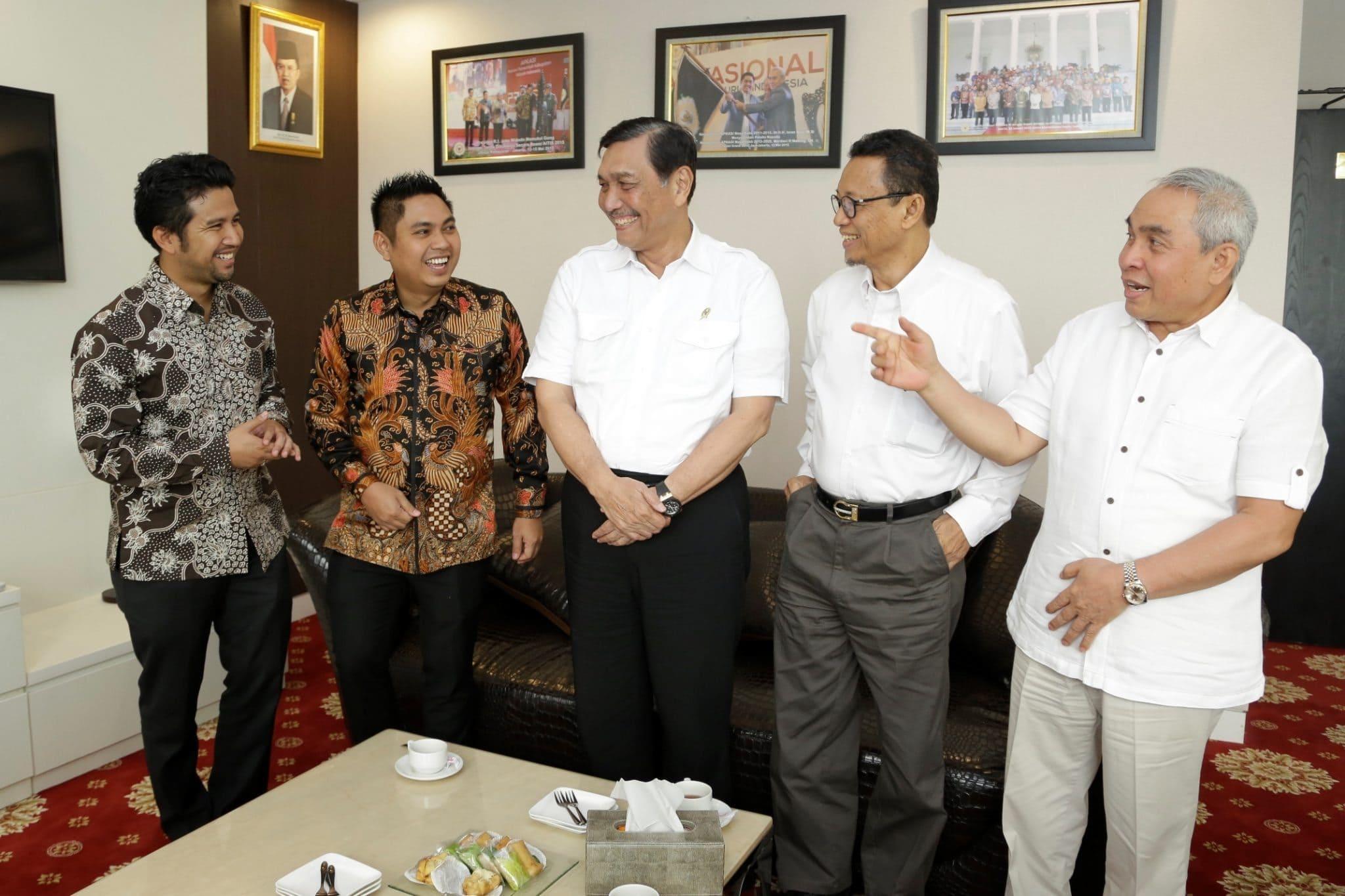 Dialog dan Silaturahmi Menko Maritim bersama Forum Bupati APKASI Ministrial Forum
