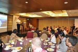 Menko Maritim Luhut Binsar Pandjaitan hari Kamis (15/12) menjadi Pembicara pada Jakarta Foreign Corespondents Club di Intercontinental Hotel Jakarta.