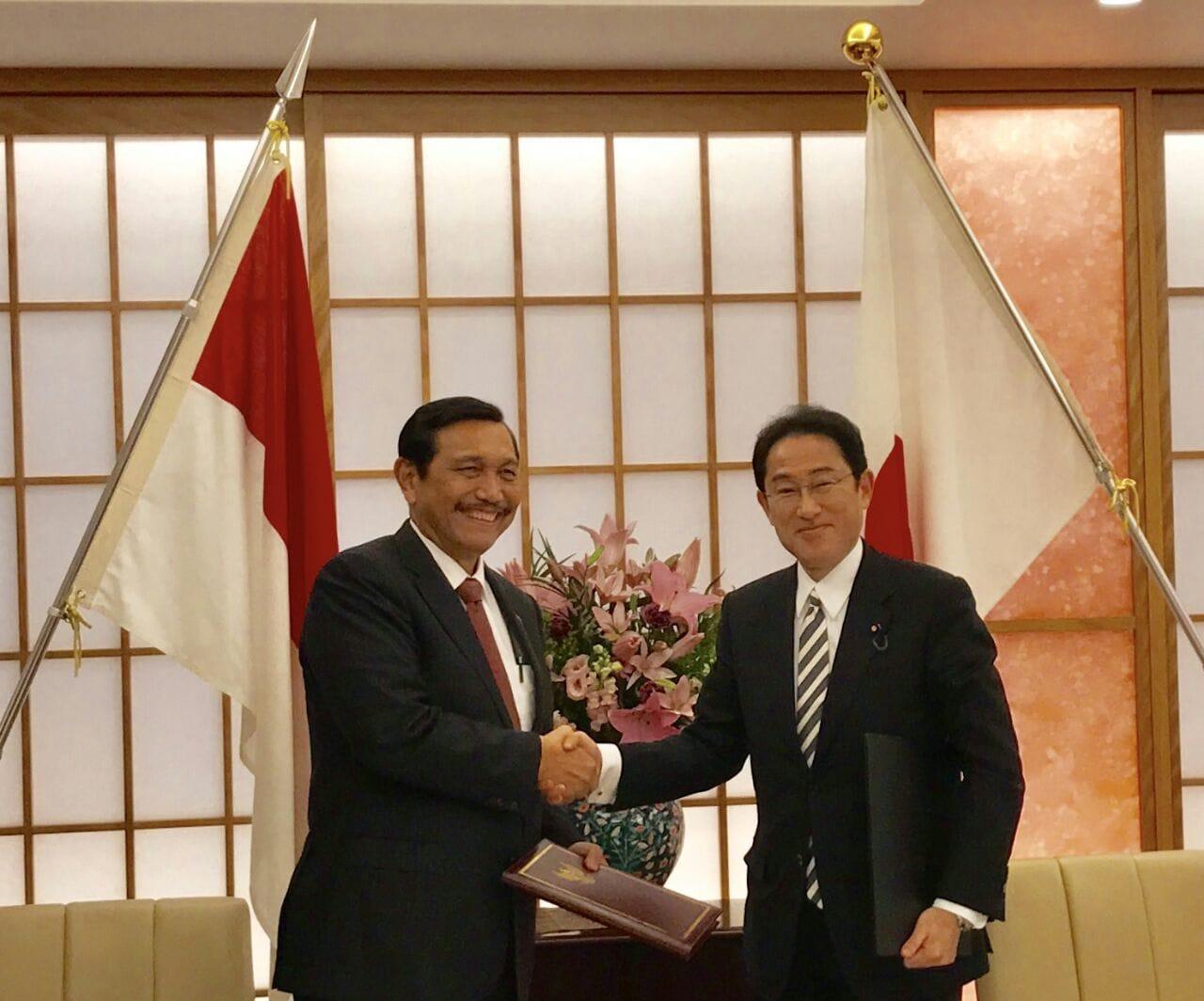 Indonesia-Jepang Bentuk Indonesia-Japan Maritime Forum